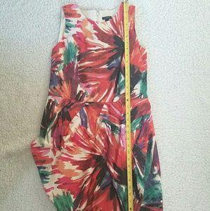 Beautiful unique Ann Taylor dress. Size 8.